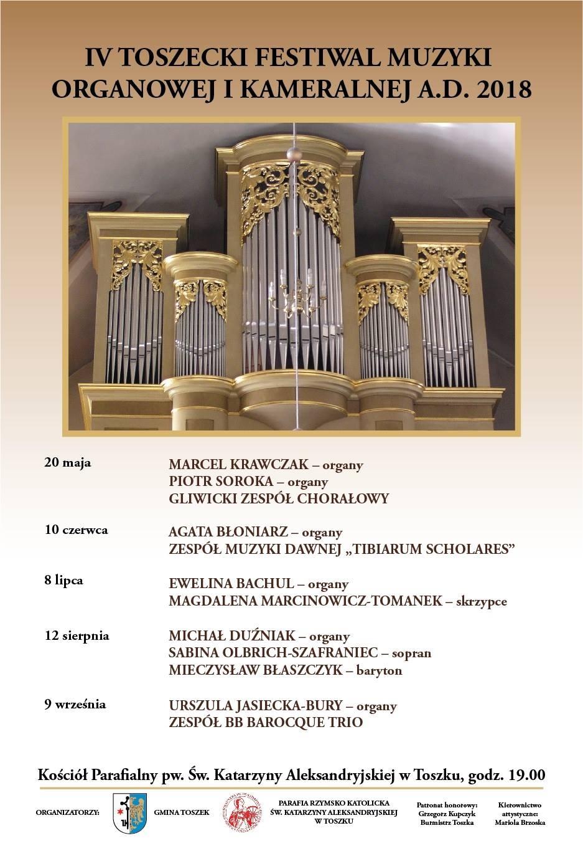 |IV Festiwal Organowy